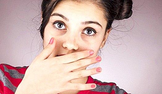 rossz lehelet okai, mint kezelni amikor vizet szagolok a szájából