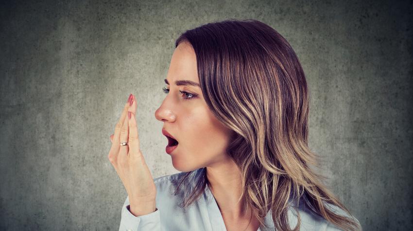 az aceton szájszag okainak kezelése