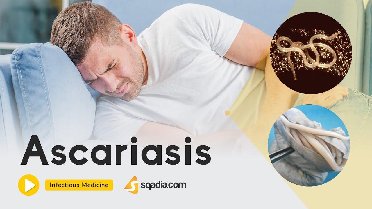 paraziták a bőr alatt az emberek kezelésében