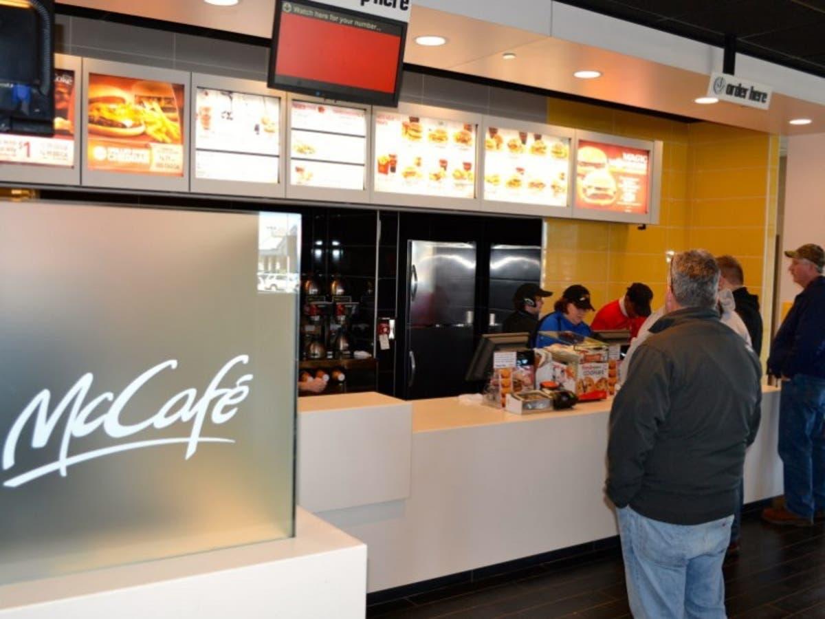 paraziták a McDonald s- nál
