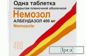 Pinworm drogok - A legjobb tabletták a pinworms-ből