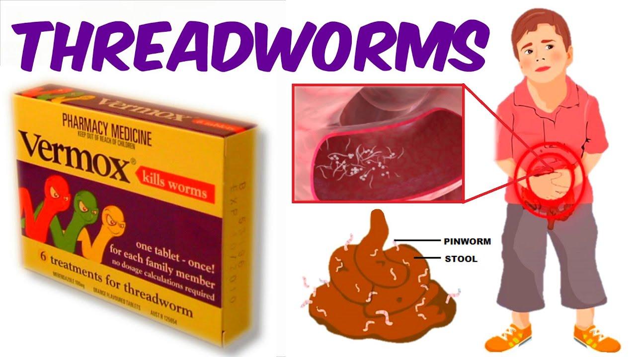 hatékony módszer a rossz lehelet kiküszöbölésére pinwormok és hogyan kell kezelni őket