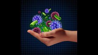 mikrobák és paraziták az emberi testben