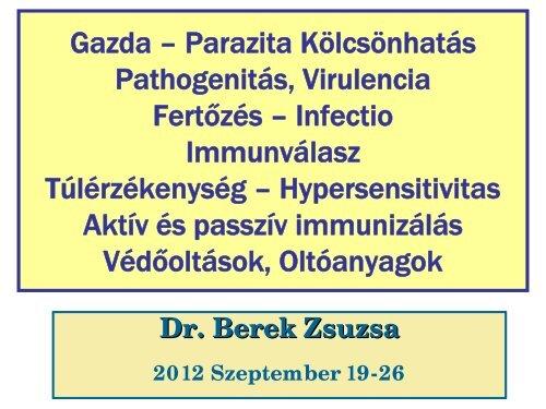 parazita neurotoxinok